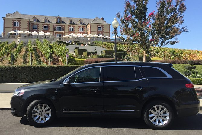 Airport Transfer TO or FROM Napa Valley - CALISTOGA City in Sedan
