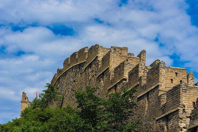 China Wild Great Wall Trekking Experience in Beijing