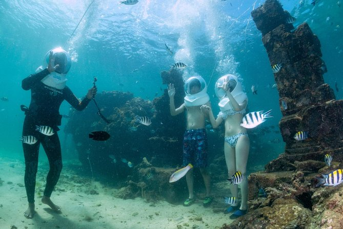 Full-Day Bali Seawalker Adventure in Sanur and Exploring Tour to Tanah Lot