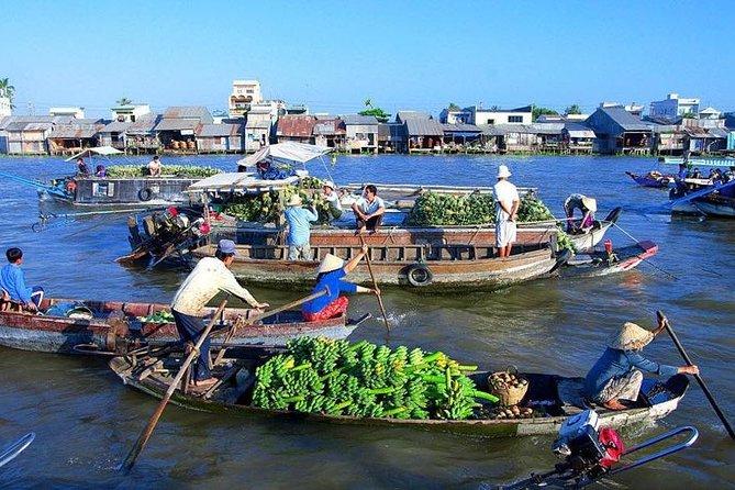 Mekong Delta My Tho - Ben Tre - Can Tho - Chau Doc 3 Days Tour