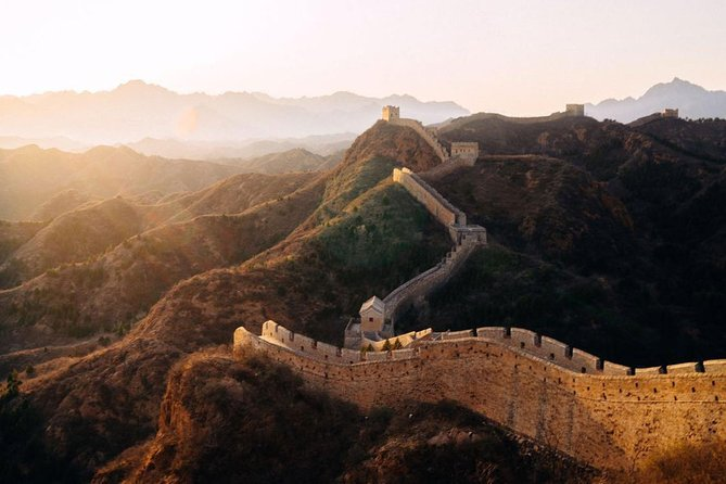 Wild Great Wall Sunset Photography Trip in Beijing