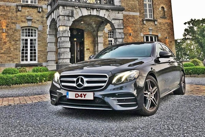 Private Transfer Brussels City Center<-> SPA MB E Class 3 PAX