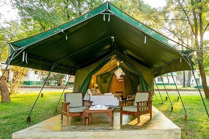 3 Nights | 4 Days Victoria Falls Restcamp Package