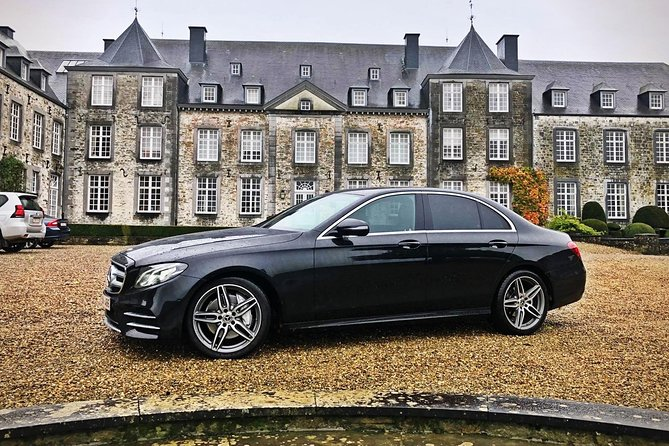 Transfer from BRU Airport to Bruges city (any hotel or address)