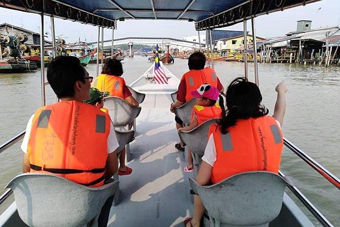 Kuala Sepetang: Private Boat Cruise