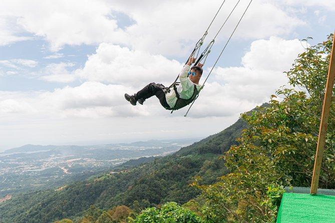 Kokol Hill ATV + Big Swing + Riverbay Day Trip