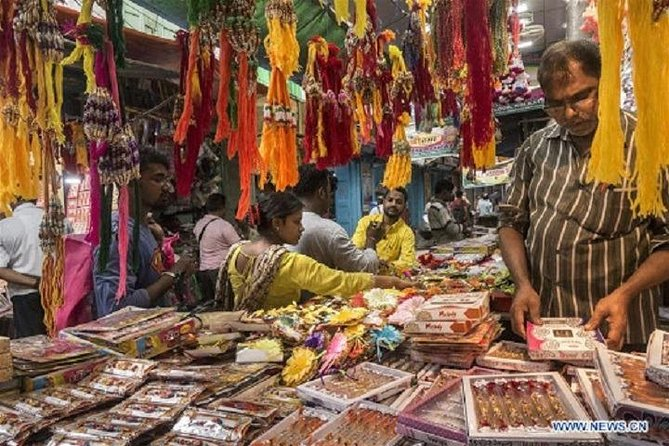 Kolkata Market Half Day Tour