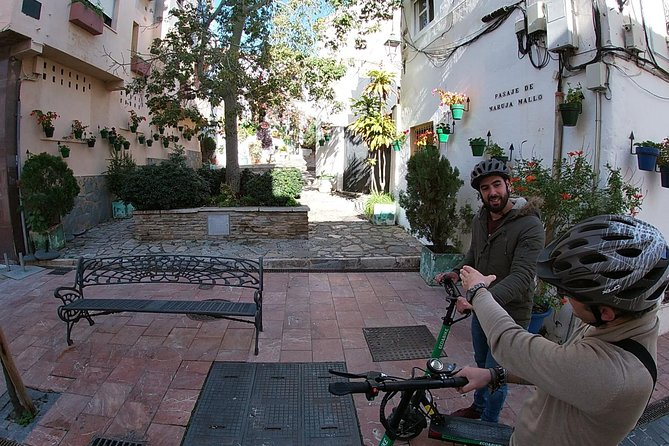 Guided tour of the Old Town Estepona