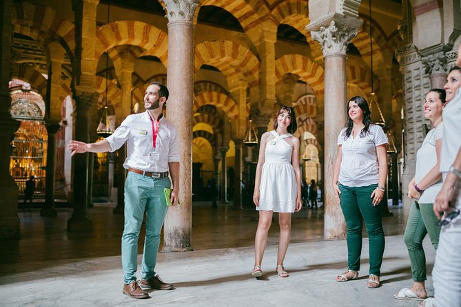 Tour to the Mosque-Cathedral of Córdoba with admission included
