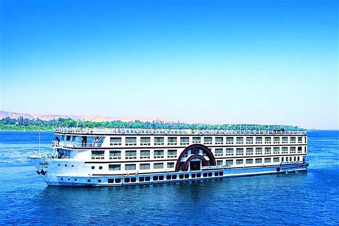 Nile Cruise Trip from Luxor To Aswan for 5 Days 4 Nights-Special Offer