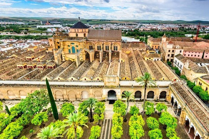 Cordoba Mosque and Jewish Quarter