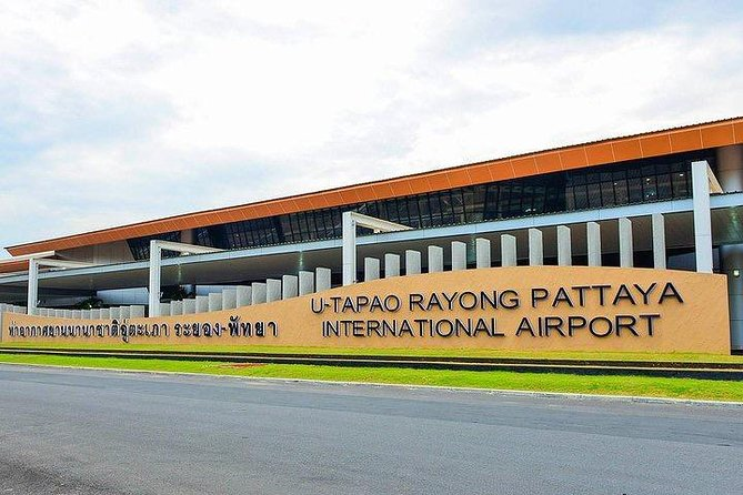 Private U-Tapao Airport to Hotel in Pattaya