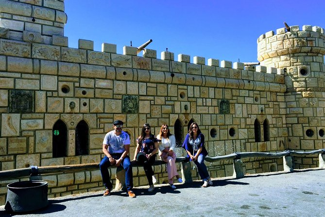 Full-Day Private Tour to Beiteddine, Deir El Qamar, Moussa Palace and Cedars