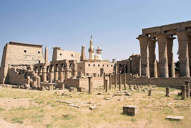 Luxor Private Full Day Guided Tour from Aswan