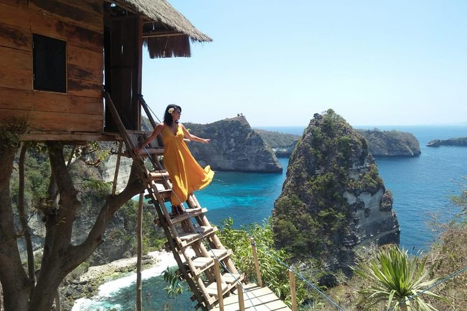 Nusa Penida East 2 Beach & 2 Attractions Island Tour (1 Day)