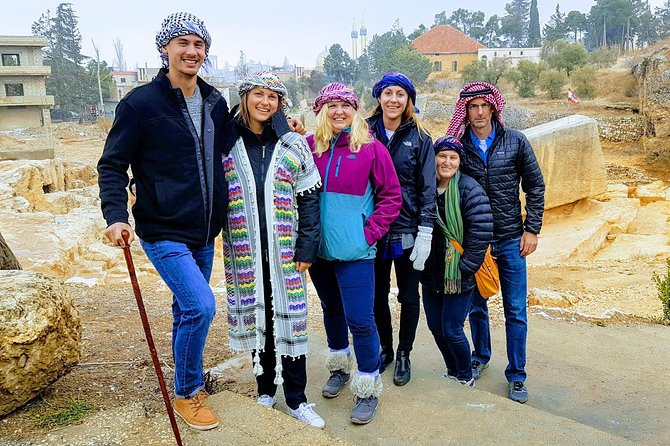 Half-Day Private Tour to Baalbek