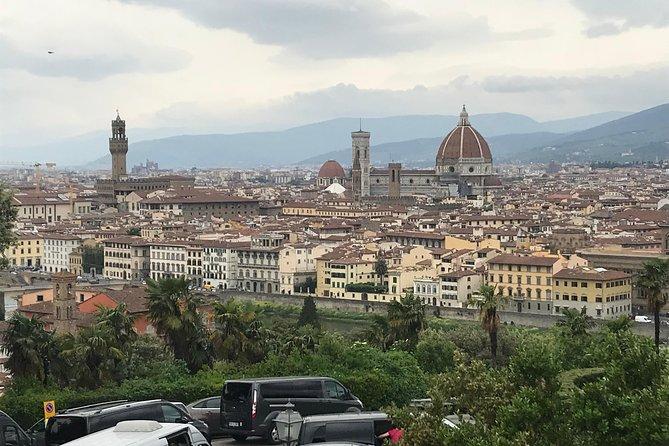 Livorno port-Florence round trip