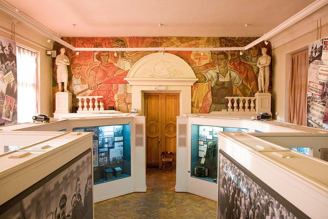 Skip the Line: Museum of Political History of Russia Ticket