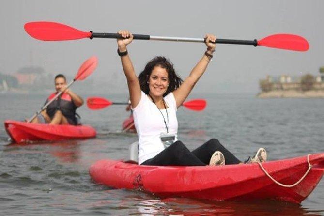 Cairo Kayak on The Nile River