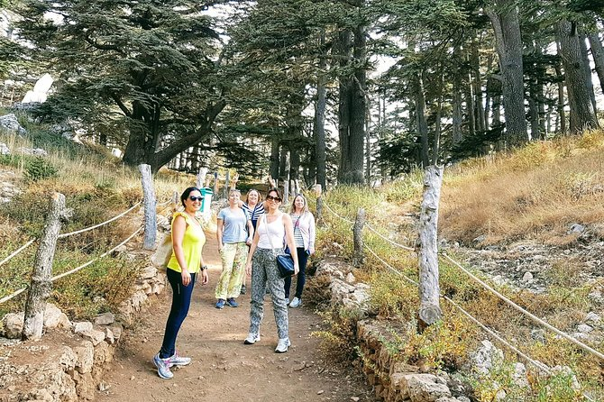 Small-Group Tour with Lunch to Qadisha Valley, Bcharre and Cedars of God