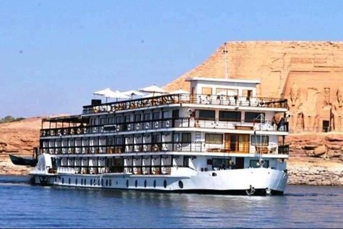 4 Days 3 Nights Nile Cruise Trip from Aswan to Luxor