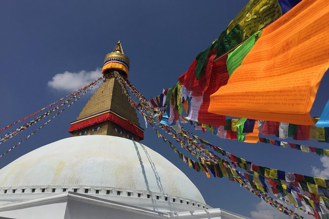 Stupa On Walk and dine with Local