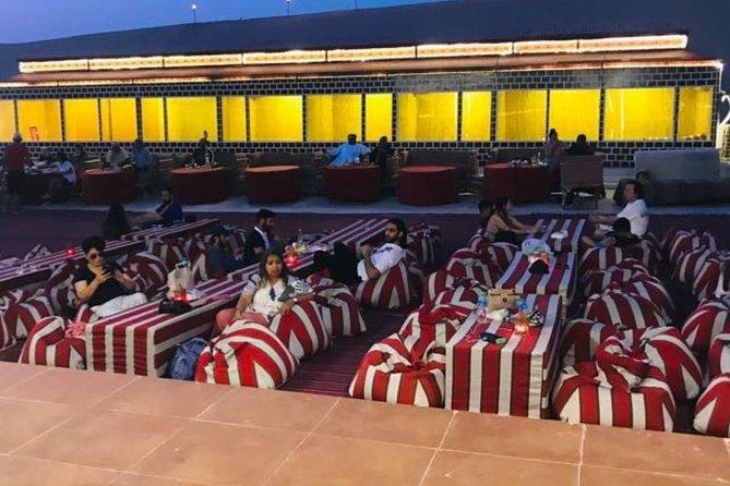 30 minutes Dune Buggy Ride+VIP Evening Safari+International Buffet & Shows