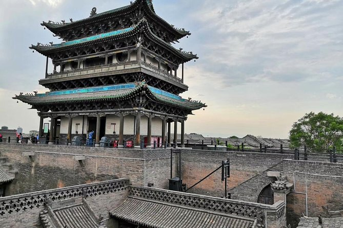 1-Day Pingyao tour from Datong and ends of Beijing or Xi'an by Bullet Train
