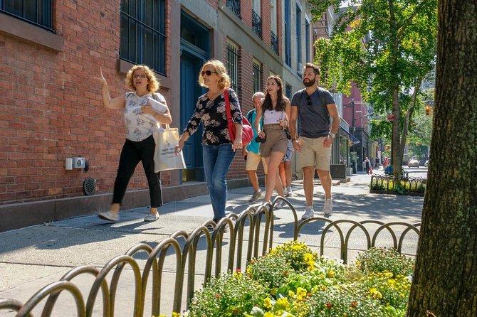 Omvisning i SoHo, Greenwich Village og Meatpacking District på fransk