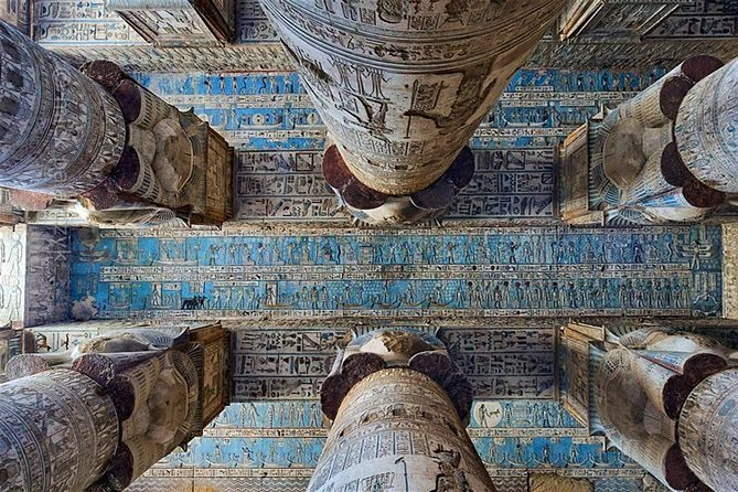 Half-Day Tour to Hathor Temple at Dendera from Luxor by car