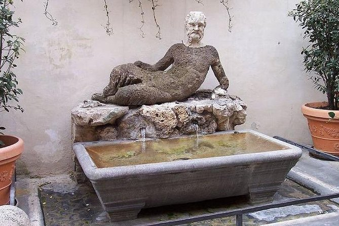 Fountains of Rome Walking Tour