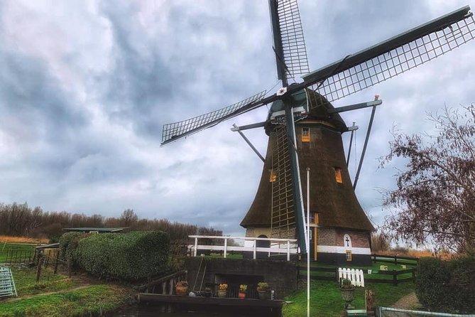 Leiden Lake District (Merenwijk) walking tour