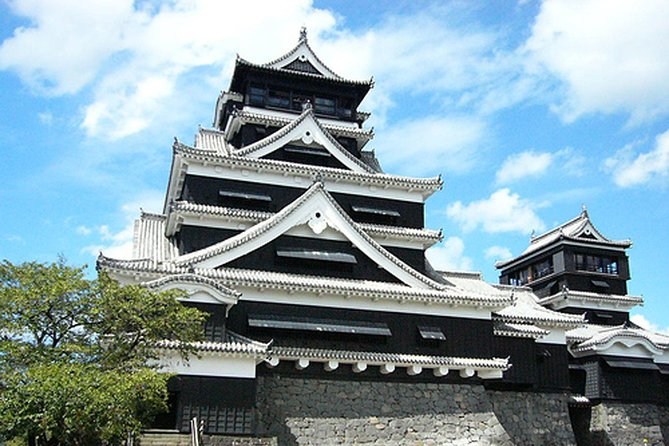 Kumamoto Full-Day Private Tour with Nationally-Licensed Guide