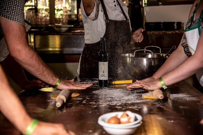 Cooking class: traditional Tuscan dishes