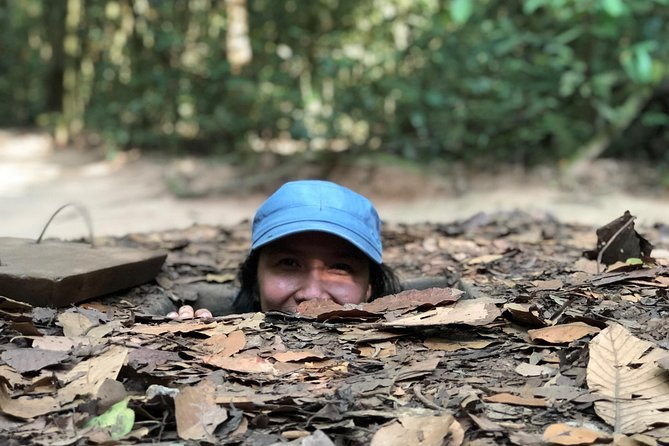 Phu My Shore Excursion - Private Cu Chi Tunnels and Ho Chi Minh City 1 day tour