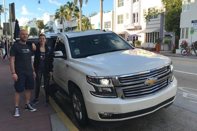 Transfer from Port Of Miami to Miami Beach