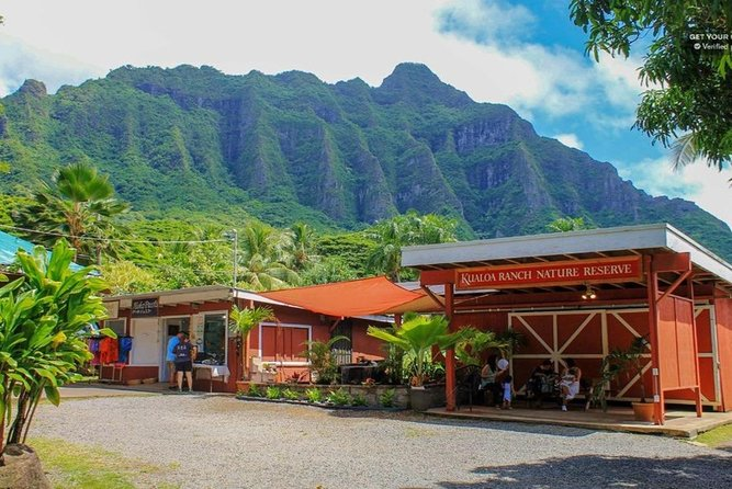 Oahu: North Shore & Dole Plantation Island Discover Tour