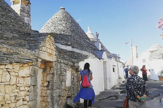 Discovering Alberobello and Locorotondo