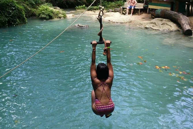 Blue Hole and Martha Brae Full-Day Tour from Montego Bay