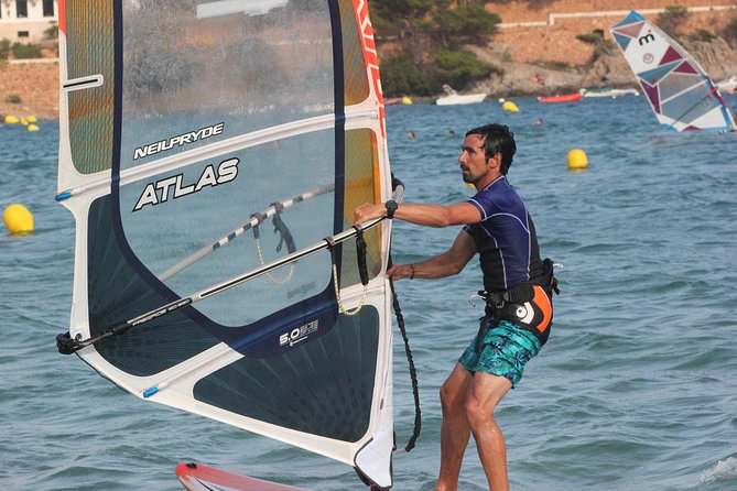 Windsurfing 1 day session