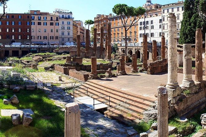 Ancient Rome and Stadium of Domitianus walking tour