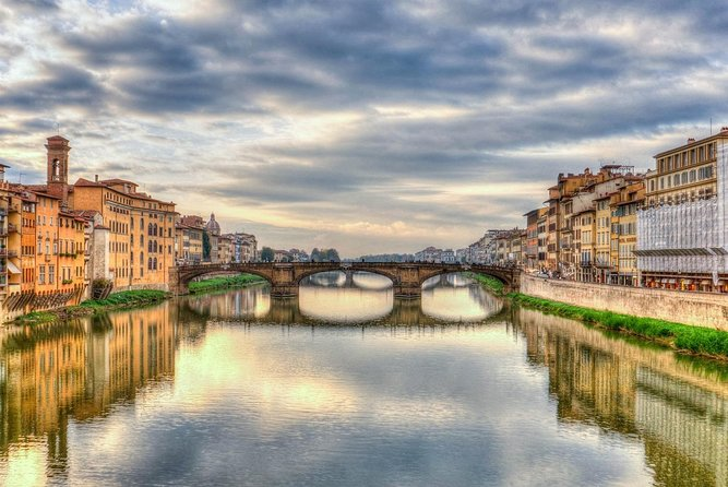 Private Transfer from Accommodation in ROME to Accommodation in FLORENCE