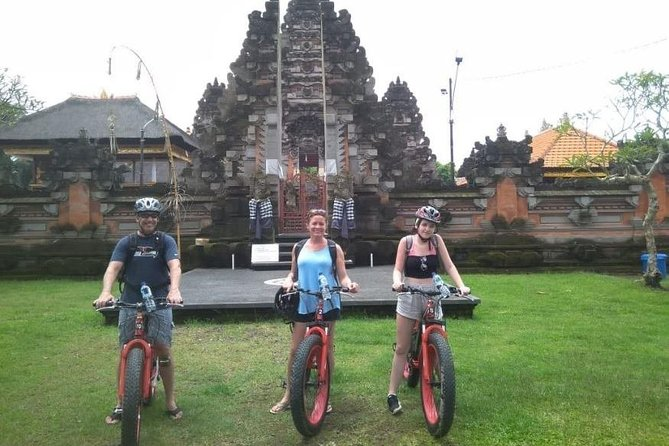 eBike Tour around Ubud in Bali