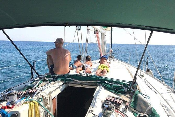Private Sunset Sailing Trip from Rhodes City