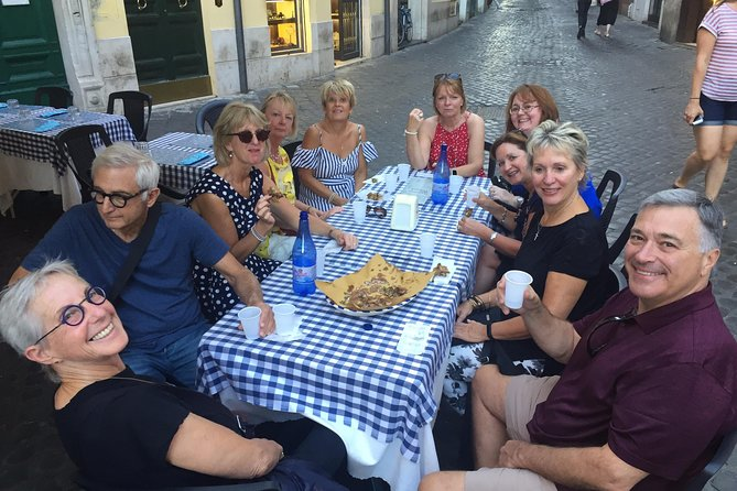 Rome: 4-hours Evening Food & Wine Tour around Navona Square and Jewish Ghetto