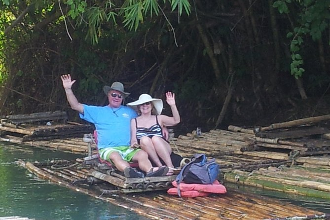 Half-Day Private Martha Brae Rafting Tour from Montego Bay
