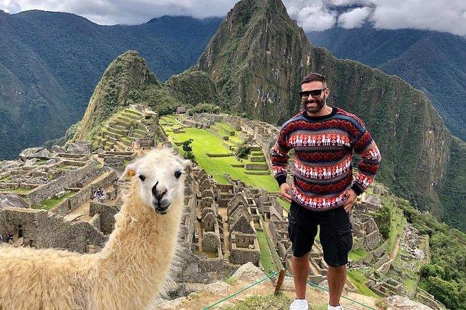 Machu Picchu Entrance Ticket