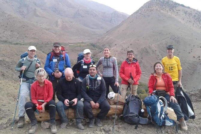 3 Days Berber Villages Trek in High Atlas from Marrakech