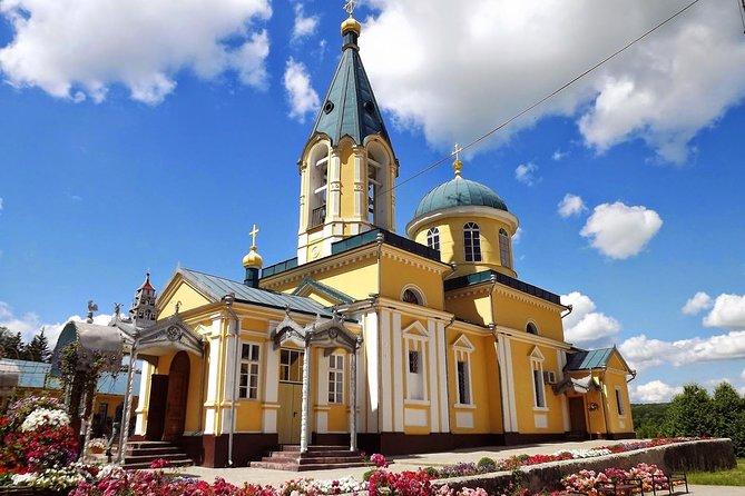 Monasteries Of Capriana And Hincu Tour From Chisinau