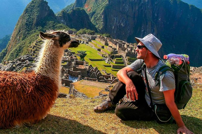 Entrance Ticket to Machu Picchu + Private Tour Guide